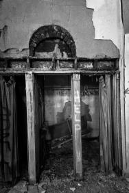 Old confession stalls?