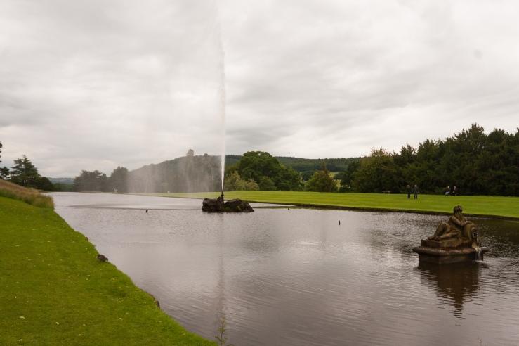 Tall Fountain