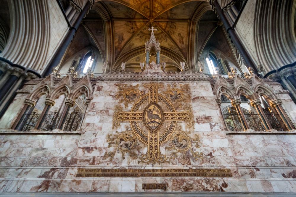 Altar Rear