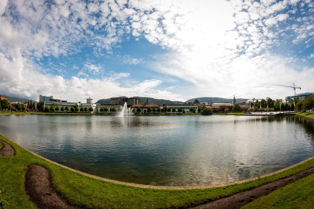 Central Pond