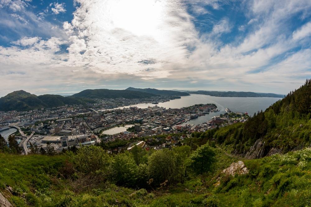 Bergen Overlook